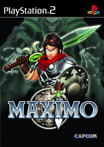 Maximo (2-maximo Playstation)