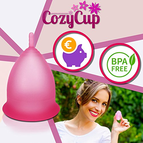 CozyCup Classic Menstruations Kappe - 6