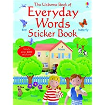 Everyday Words in English (Everyday Words Sticker Books)