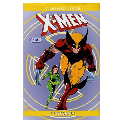 X-Men l'Intégrale : 1983