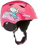 UVEX Kinder Airwing 2 Skihelm, Pink, 46-50