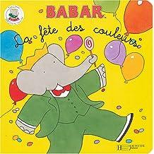 Babar : La fête des couleurs