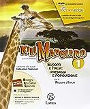 Kilimangiaro. Mi preparo per l'interrogazione-Quaderno INVALSI online. Europa e Italia: paesaggi e popolazione. Per le Scuola Secundaria. Con DVD ROM