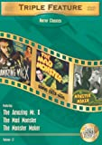 Horror Triple Feature 12 [Import USA Zone 1]