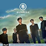 DAY6 [SUNRISE] 1st Album CD+Photo Booklet+Clear Cover+Lyrics+2p PhotoCards+1p Special Gift Event Card+Live Day Card (random)+folded Poster