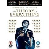 The Theory Of Everything [DVD] [2015] [ NON-USA FORMAT, PAL, Reg.2 Import - United Kingdom ] by Felicity Jones Eddie Redmayne