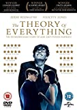 The Theory Of Everything [DVD] [2015] [ NON-USA FORMAT, PAL, Reg.2 Import - United Kingdom ] by Felicity Jones Eddie Redmayne
