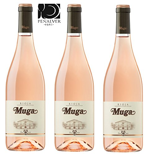 Muga Rosado 2017 Pack 3 Botellas 0,70 (3x0,70)