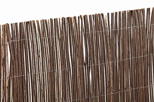 Alfombras de seguridad Catral Alemania, estándar de sauce, marrón, 300 x 300 x 100 cm, 15010001