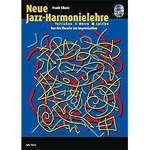 Neue Jazz-Harmonielehre: Verstehen - Hören - Spielen, (inkl. CDs)