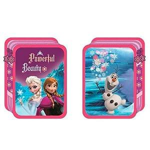 Plumier Frozen Disney doble