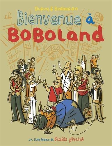 Bienvenue à Boboland, Tome 1 : Le comportement humain en milieu urbain