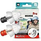 Alpine MotoSafe Pro - Bouchons d'oreilles uniques pour motocyclistes