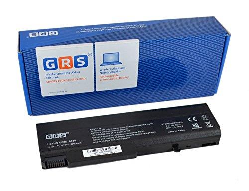 GRS Batterie d'Ordinateur Portable avec 6600 mAh pour HP PROBOOK Accu Ordinateur Portable avec 6600 mAh, 10,8 V