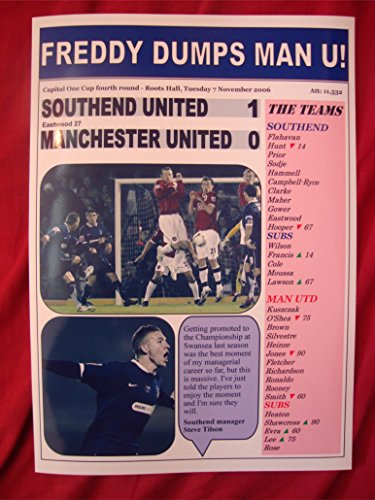 southend-united-1-manchester-united-0-2006-capital-one-cup-souvenir-print