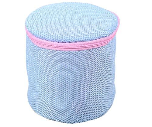 Kentop Wäschenetz Wäschesack Wäschebeutel für Waschmaschine BH-Waschbeutel Wäschesack Wäschebeutel Netzbeutel (Blau)