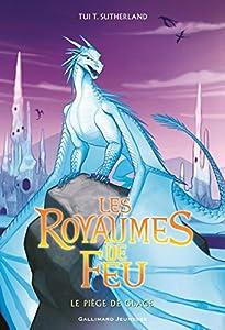 """Afficher """"Les Royaumes de feu n° 7<br /> Le Piège de glace"""""""