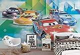 Disney Cars Lightning Mcqueen Cami Nof oto murale foto carta da parati carta da parati immagine (3211ws), Carta (NO TESSUTO NON TESSUTO), XL - 254cm x 184cm