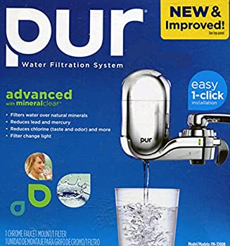 Pur Water Pur 3 Stage Vertical Faucet Mount Fm3700 6