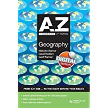 A-Z Geography Handbook + Online 4th Edition (Complete A-Z) by Malcolm Skinner (2009-08-28)
