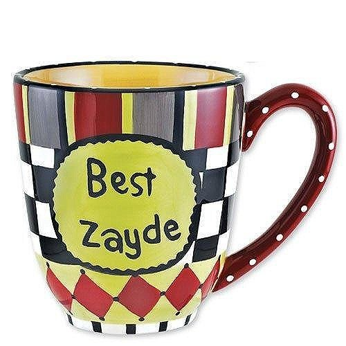 Best Zayde Kosher Mug Sweetnes by Sweetnes Candy Store