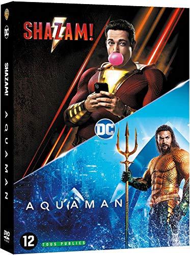Aquaman + Shazam