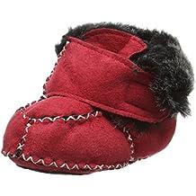 Little Helper Baby Boum Super Cute Soft Zapatillas/botines (18–24M), color rojo