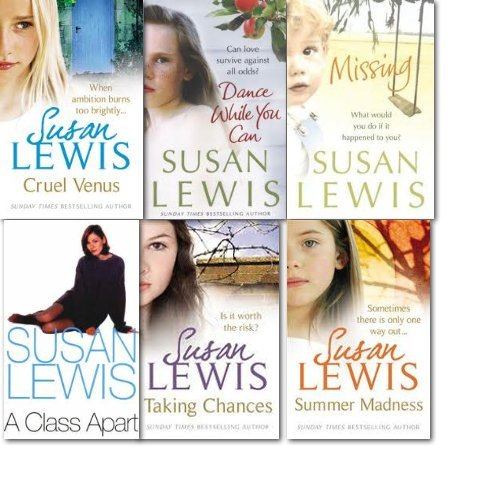 susan-lewis-collection-6-books-set-cruel-venus-a-class-apart-taking-chanc