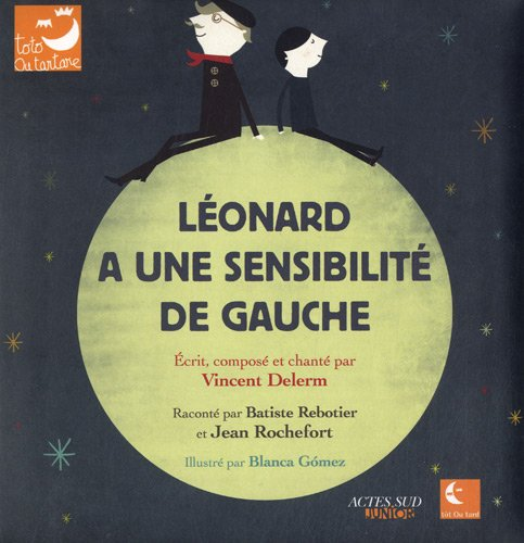 leonard-a-une-sensibilite-de-gauche-1cd-audio