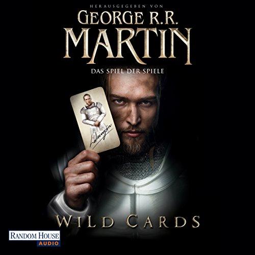 Buchseite und Rezensionen zu 'Wild Cards: Das Spiel der Spiele' von George R. R. Martin