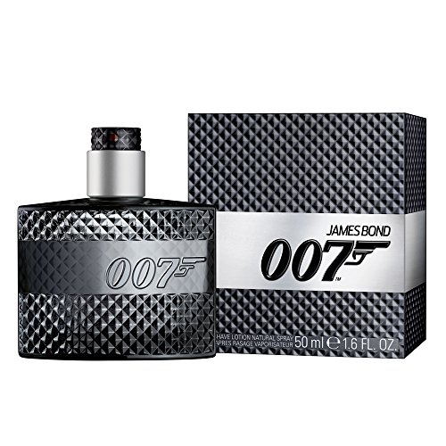 James Bond 007 After Shave Lotion Natural Spray, 50 ml (Lavendel-aftershave Lotion)