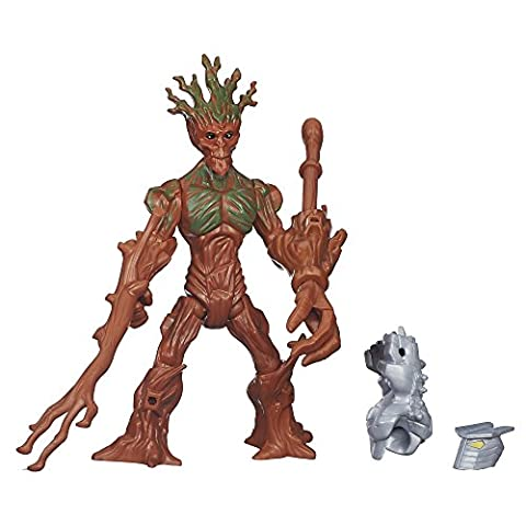 Marvel Avengers Hero Mashers Groot Action Figure