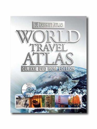 Insight Deluxe World Travel Atlas (Insight World Atlases)