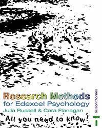 Research Methods Edexcel Psychology: An Activity-based Approach