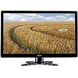 Acer UM.VG6EE.B01 58,4 cm (23 Zoll) Monitor (VGA,DVI,HDMI, 5 ms) schwarz