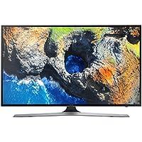 Samsung MU6120 TV LED 4K, Smart, Display UHD da 58'', Nero