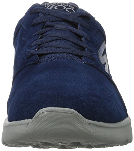 Skechers Herren Go Run 400-Swift Outdoor Fitnessschuhe Blau (Nvgy)