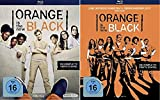 Orange is the New Black Staffeln 4+5 [Blu-ray]
