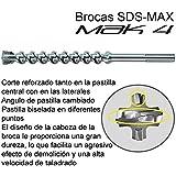 Makita p-78184–Foret SDS-max MAK4