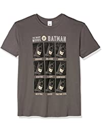 Cid Dc Originals-Moods of Batman, T-Shirt Homme