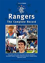 Rangers: The Complete Record (Complete Record Series)