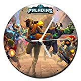 MasTazas Paladins Champions of The Realm Reloj de Pared Wall Clock 20cm