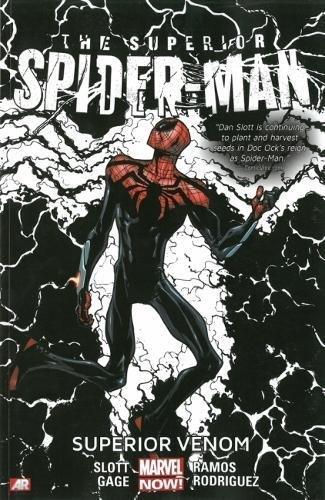 SUPERIOR SPIDER-MAN 05 SUPERIOR VENOM