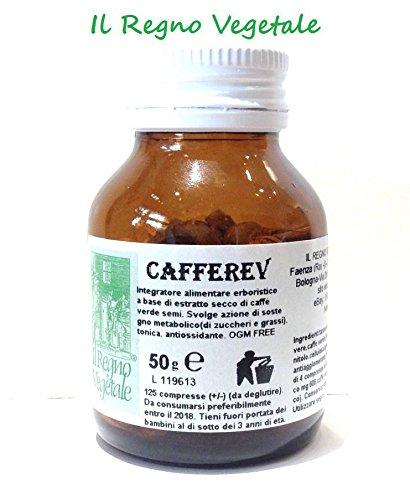 cafferev-125-compresse-con-estratto-secco-di-caffe-verde-dimagrimento-riduzione-carboidrati-glicemia
