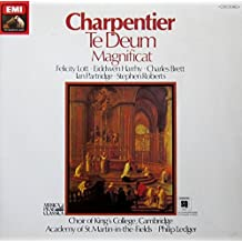 Charpentier: Te Deum / Magnificat [Vinyl LP] [Schallplatte]