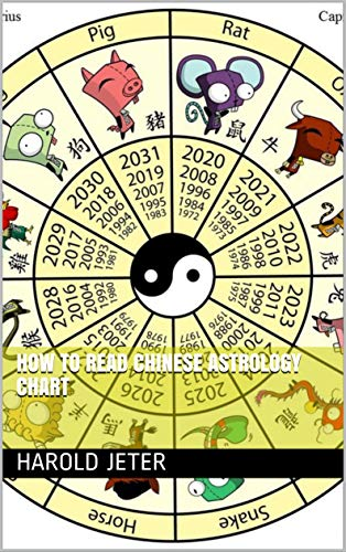 How To Read Chinese Astrology Chart Ebook Harold Jeter Amazon