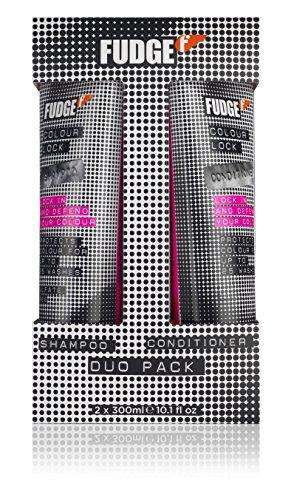 Shampoing et après-shampoing Fudge Colour Lock Duo, 300 ml