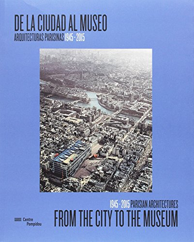 De la ciudad al museo (from the city to the museum) (arte y fotografía) EPUB Descargar gratis!