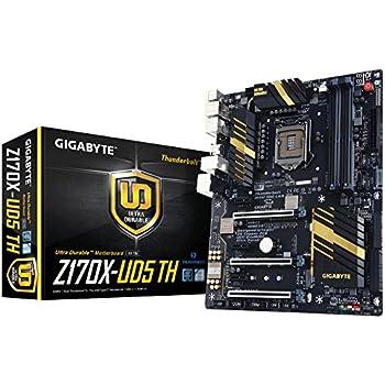 Gigabyte Z170X-UD5 TH LGA1151 4X DDR4 Max. 64GB PC