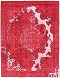 Nain Trading Vintage Royal Teppich Orientalischer Teppich 365x274 cm Handgeknüpft Modern